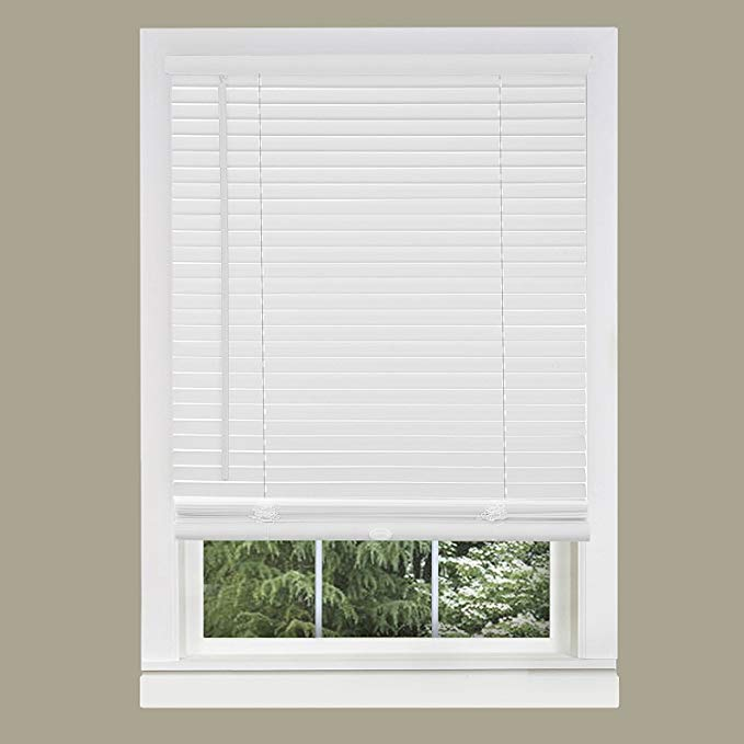 Achim Home Furnishings MSG233WH06 Morningstar G2 Cordless Blinds, 33