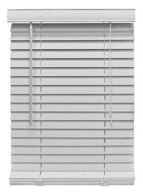HP 2x30x64 Faux Blind