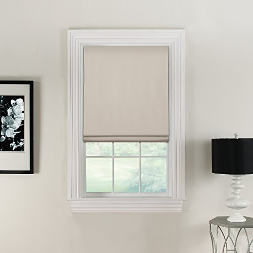 Furniture Fresh Flat Roman Shades-Blackout, Thermal-(23